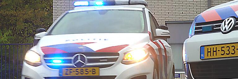 Roep discreet hulp in van de politie bij agressie