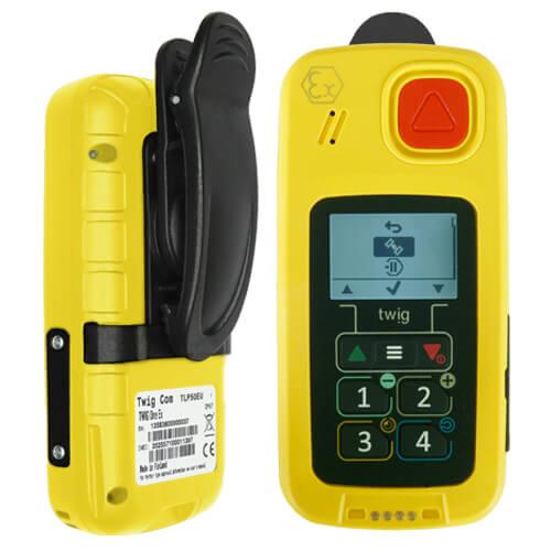 Secure XL Twig One Atex mandown alarm