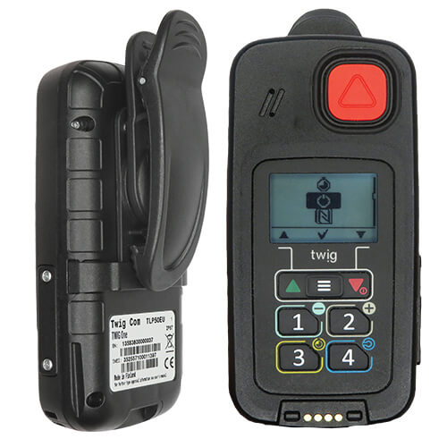 Secure XL Twig One man-down alarm